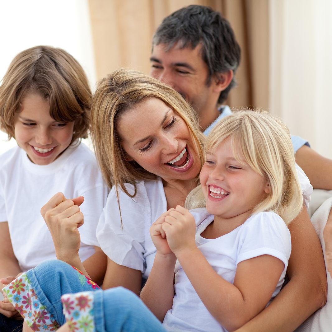 Casă cu un una sau mai multe familii